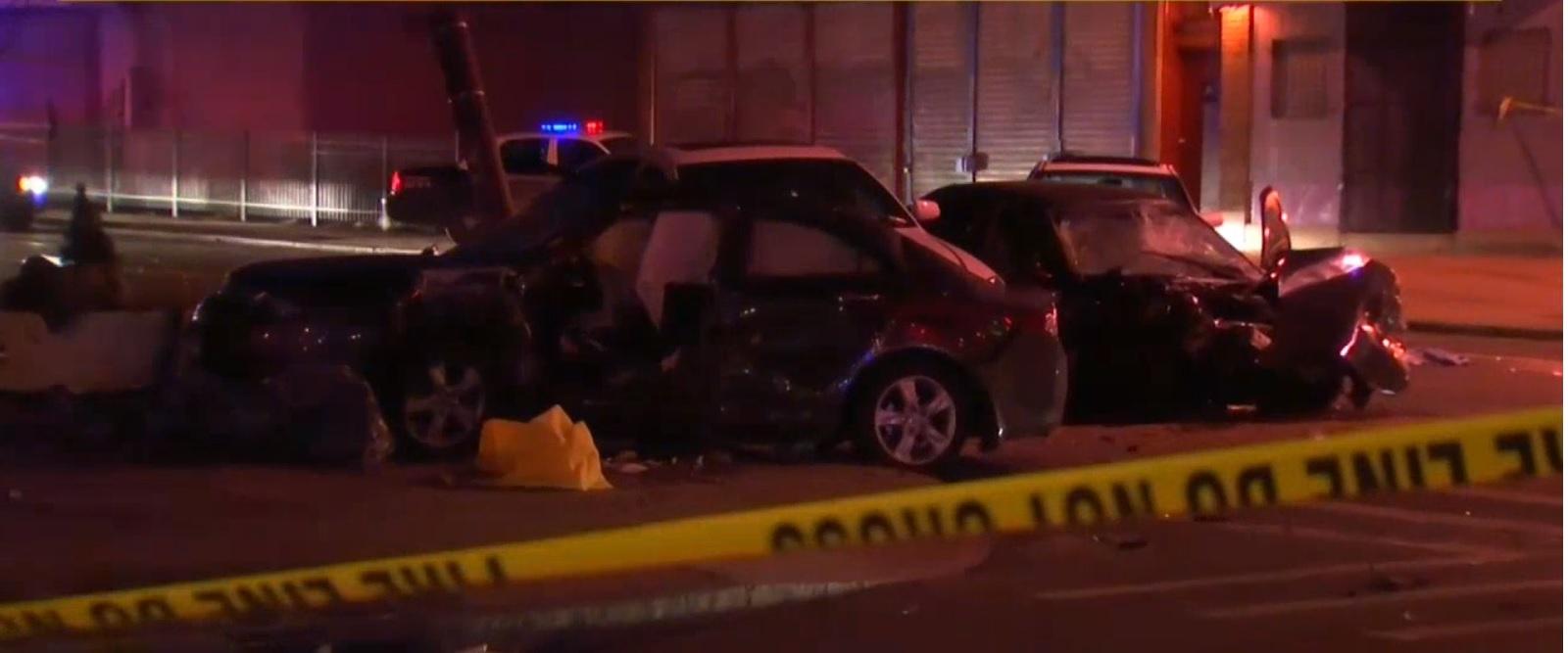 Car Accident Hartford May
