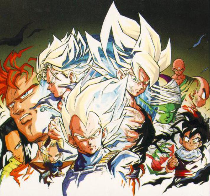 Goku - Dragonball Z version by cubeecraft.deviantart.com on ...   664x711